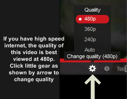 how to change perfer video quality in youtube